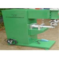 Rolling Seam Spot Welding Machine High Efficiency For Radiator / Fuel Tank
