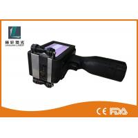 Wholesale High Revolution Auto Parts Portable Inkjet Printer , Mini Inkjet Coding Machine from china suppliers