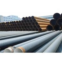 High yield API 5L PSL1/PSL2 X80 SSAW 3PE/FBE coating Pipe ISO 3183 L555 Oil Gas Water transport Spiral Steel Pipe