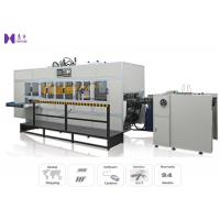 Buy cheap High Frequency Automated Box Folding Machine Auto Feeding System from wholesalers