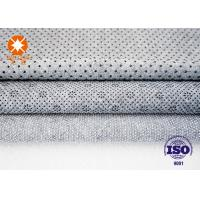 Wholesale Custom Non Woven Polyester Felt Fabrics Shrink - Resistant With One Side Heated from china suppliers