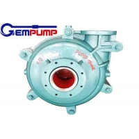 Buy cheap Yellow A05 3x2D-aHGEM Centrifugal Slurry Paper Pulp Pump Gland Seal Sealing Type from wholesalers