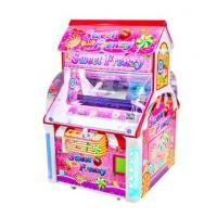 Wholesale Sweet Frenzy High quality children 2 player candy machine vending sugar gift game machine from china suppliers