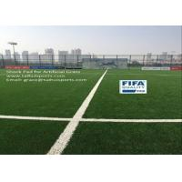 Wholesale 20 MM Recycled Turf Underlay Artificial Grass Shock Pad Heavy Metal Free from china suppliers
