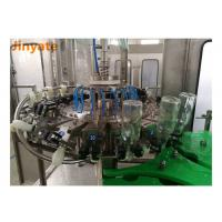 Wholesale Customized Drink Bottling Machine , 6.68KW Juice Filling And Sealing Machine from china suppliers