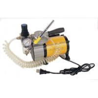 Wholesale 1/8HP ( 95w )  Mini air compressor art painting tools 1600 / 1350rpm high speed from china suppliers