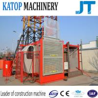 Quality China brand Leading Katop Factory SC200/200 Katop construction hoist on sale for sale