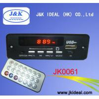Wholesale JK0061 USB SD speaker radio fm mp3 player module from china suppliers