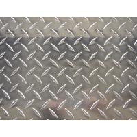 Wholesale Alloy 3003 Aluminium Chequer Plate Sheet , Aluminum Diamond Tread Plate For Building Floors from china suppliers