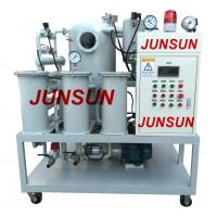 Wholesale Thermal Vacuum Transformer Oil Purification Machine, Online Continuous Dielectric Oil Filtration Plant from china suppliers