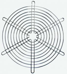 Wholesale 220mm Cross Flow Fan Metal Finger Guard ST22 from china suppliers