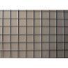 Buy cheap 8mm Diameter Flat Surface Welded Wire Mesh Rolls Solid Welding Uniform Mesh from wholesalers