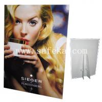 Wholesale Custom Corrugated Cardboard Standee Displays,Easel Display Stands from china suppliers