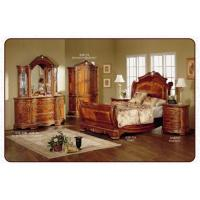 Quality Classical Wooden Bedroom Furniture Set For Sale