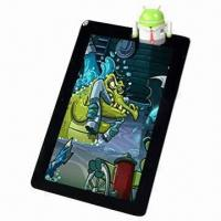 Wholesale 10-inch Tablet PC, Resistive Touch Screen Cortex A9 1GHz 1/8G, Android 4.0, 1,080P, WiFi HDMI 3G GPS from china suppliers