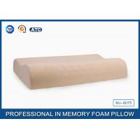 Wholesale Ergonomic Sleep Design Memory Foam Massage Pillow Orthopedic Spinal Support from china suppliers