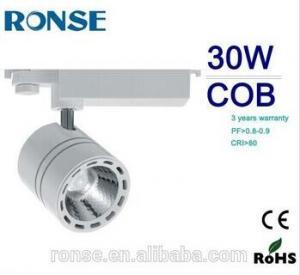 China Ronse led track spot light led track light spot lighting (RS-2281C 30W) on sale