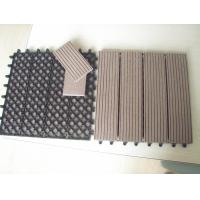 Wholesale OCOX DIY WPC Decking Tile (DIY303023I) from china suppliers