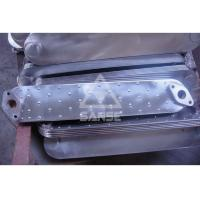 Wholesale Isuzu Oil Cooler Radiator 6HK1 Diesel Oil Cooler 1-21723066-0 from china suppliers