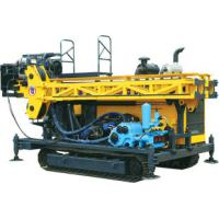 Full Hydraulic Core Drilling Rig Mounted Trailer Crawler Type