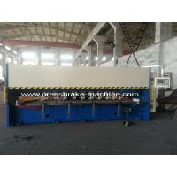Wholesale V Cutter CNC Grooving Machine Hydraulic 3.2m Long Table CE Standard from china suppliers