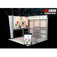 Buy cheap 10x10 Booth Display , Resuable Custom Expo Display Stands from wholesalers