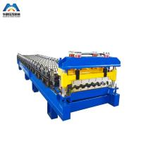 Wholesale Color Steel Glazed Tile Roll Forming Machine Nigerian To Mexico from china suppliers