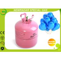 Buy cheap Disposable Helium Cylinder , Wedding Party Balloon Helium Tank from Wholesalers