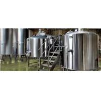China Conical Bottom Stainless Steel Tank Beer Fermenter on sale