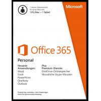 Wholesale 1 PC / MAC Microsoft Office 365 Product Key Online Activation For Personal from china suppliers