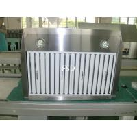Wholesale Kitchen 900CFM Stainless Steel under cabinet range hood , commercial range hood from china suppliers