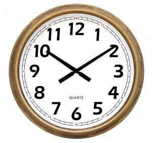 Wholesale Automatic cloc azan clock muslim prayer LED wall clock from china suppliers