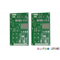 Wholesale MCPCB Metal Core FR4 PCB Board 1 Layer Green Solder Mask For Power Supply from china suppliers