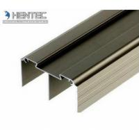 Wholesale Finished Mchining Standard aluminium extrusion profiles GB / 75237-2004 from china suppliers