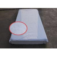 China Breathable Waterproof Crib Mattress Cover , Crib Mattress Pad Cover on sale