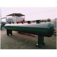 Wholesale High Pressure Mechanical Active Heat Exchange Equipment Separator Vessel Vertical from china suppliers