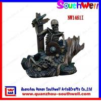 China polyresin halloween gifts on sale