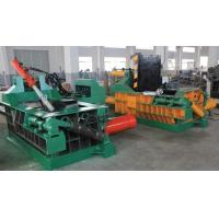 Wholesale Used Scrap Metal Hydraulic Compress Baler Baling Machine Power Press Machine from china suppliers