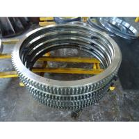 Buy cheap equipment slewing bearing / /turntable bearing / Internal Gear Slewing Ring from wholesalers