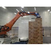 Wholesale Low Failure Rate Automatic Robotic Bag Palletizer 8 KW 3000Kg - 4000Kg from china suppliers