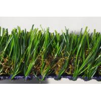 35mm 13600 Dtex Natural Looking Artificial Grass For Apartments U Shape
