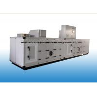 Wholesale Low Dew Point Industrial Air Dehumidification Units With Sweden Proflute Desiccant Rotor from china suppliers