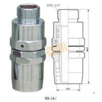 """Wholesale 3/4""""  1"""" NPT / BSPF Brass HS-1A Rotary Swivel For Fueling Hose from china suppliers"""