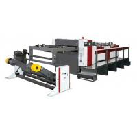 Buy cheap Automatic High-speed Paper Roll Sheeter Stacker, Paper Reel to Sheet Cutter Stacker from wholesalers