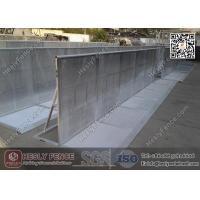 Wholesale Aluminium Stage Barrier   Aluminium Concert Barrier   Mojo Stage Barrier from china suppliers