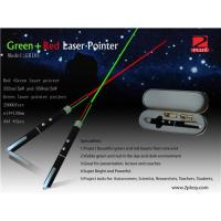 Wholesale Dual red and green laser pointer from china suppliers