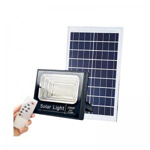 China 5000 Lumen Heavy Duty Outdoor Flood Lights ,100W Solar LED Flood Light on sale