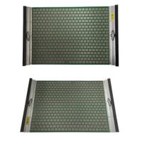 China Factory Price High Quaity Durable Shale Shaker Flat Panel Screen For Solid Control for sale