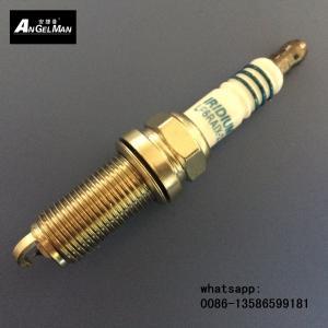 Quality Genuine Hyundai Platinum Spark Plug 18846-10060  LZKR6B-10E 4PCS BOX for sale
