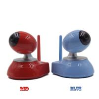 Wholesale CMOS  PIR IP Camera Night Vision , Smart Baby Monitor Camera With Network Video Phone from china suppliers